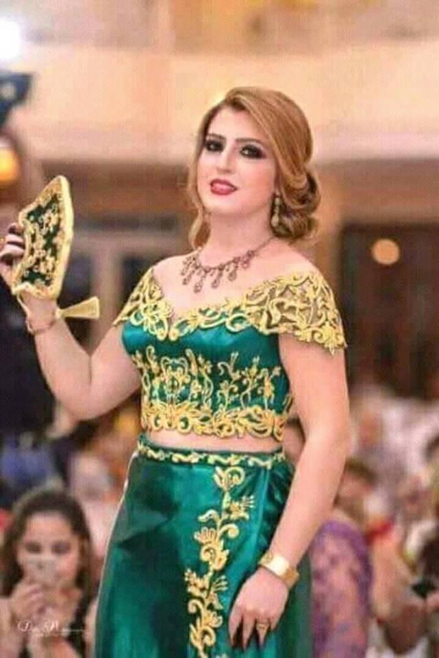 اروع تصديرة للعروس الجزائرية بلمسة عصرية 2018