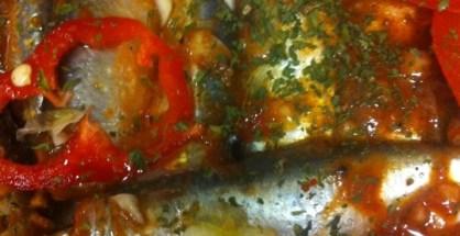 comment préparer sardine algerienne 2