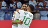 CAN 2017 : l'Algérie d'un Riyad Mahrez auteur d'un doublé concède le nul face au Zimbabwe 8