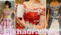 tasdira la marieé Algerienne les tenues mariage Algérien magnifique 11