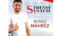 """Stream System: Riyad Mahrez prolonge son contrat ''Ambassadeur de la marque"""" 19"""