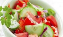 Voici pourquoi il ne faut jamais mélanger les concombres avec les tomates 10