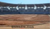 le nouveau stade d'Oran devrait être inauguré le 5 juillet 2018 47