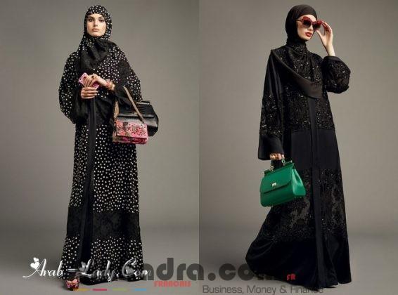 Top 10 des plus belles idées d'Abaya chic et moderne pour femmes tendance 2018 6