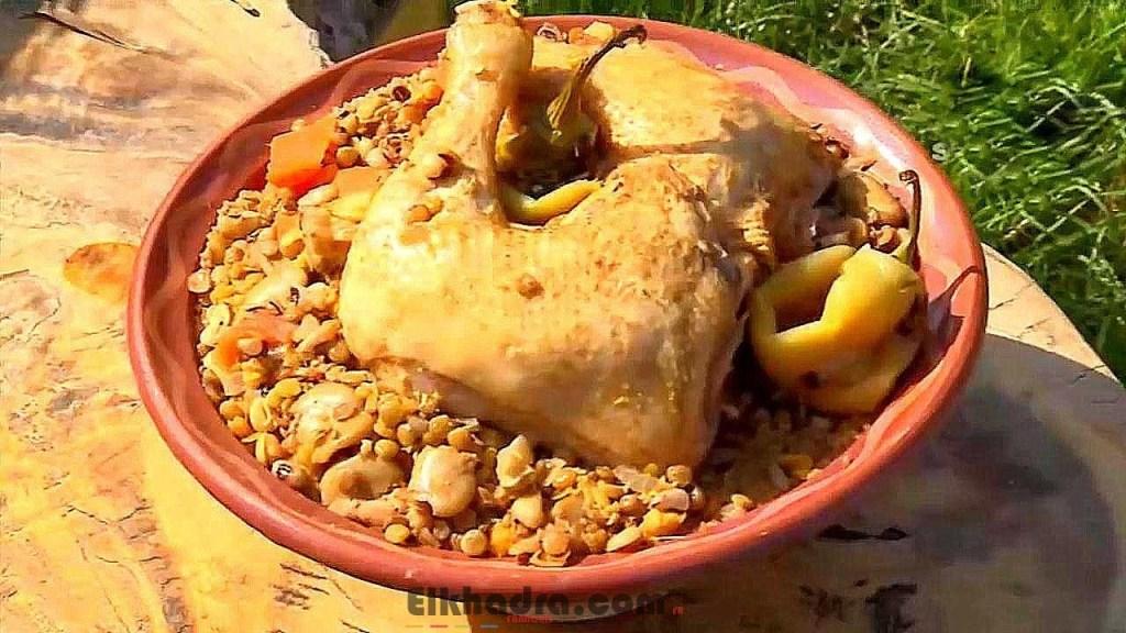 Recette, Ingrédients, Préparation : Le couscous de l'an Amazigh (Sev3a Issoufar) 2