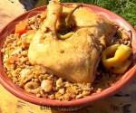 Recette, Ingrédients, Préparation : Le couscous de l'an Amazigh (Sev3a Issoufar) 5