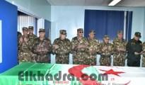 Crash de l'avion militaire: Gaïd Salah se recueille à l'Hôpital d'Aïn Naâdja à la mémoire des victimes 13