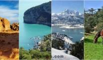 PHOTOS : Les 10 parcs naturels d'Algérie 15