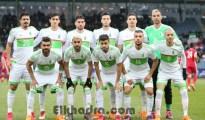 Quatre matchs amicaux entre l'Algérie et le Maroc 31