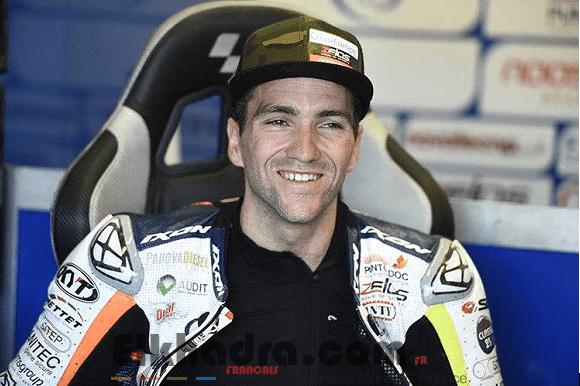 Xavier Siméon : « le niveau en MotoGP est très élevé cette année » 2