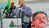 Ahmed Ouyahia appelle le président Bouteflika à briguer un nouveau mandat 31