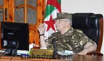 Gaïd Salah en visite de travail et d'inspection à la 1ère Région militaire à partir de mercredi 9