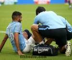 Riyad Mahrez pourra reprendre l'entraînement cette semaine 14