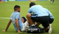 Riyad Mahrez pourra reprendre l'entraînement cette semaine 30