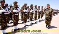 Gaïd Salah en visite de travail jeudi à la 1ère Région militaire 23