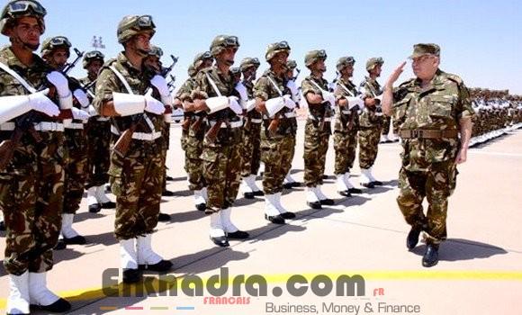 Gaïd Salah en visite de travail jeudi à la 1ère Région militaire 2