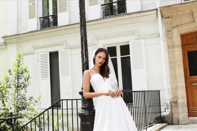 PHOTOS : Les plus belles Robes de mariée collection 2019 2