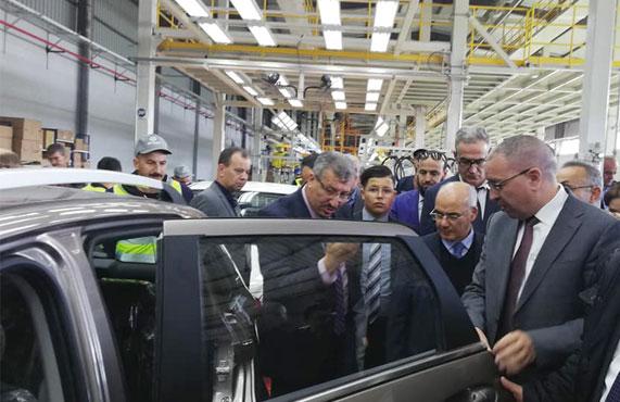 Inauguration d'une usine automobile à Batna : Viser les marchés étrangers 2