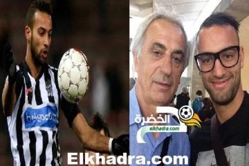 مراد ساتلي المدافع المرشح لخلافة مجيد بوقرة مع الخضر 34