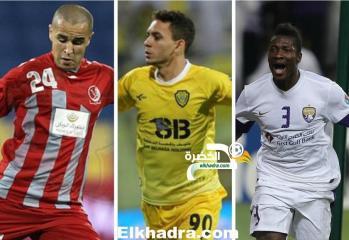 مجيد بوقرة ضمن تشكيلة الجولة 21 من الدوري الاماراتي دوري الخليج العربي 25