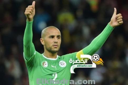 """""""مجيد بوقرة"""" يلتحق بالخضر خلال كأس أمم إفريقيا 2019 24"""