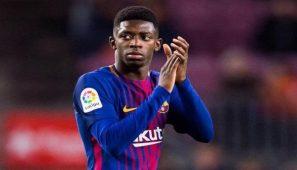 ديمبلي ينضم لقائمة المصابين في برشلونة 28