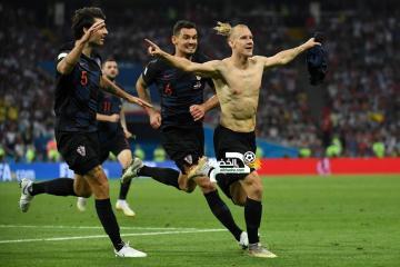 رسمياً : كرواتيا إلى دور نصف النهائي لمواجهة إنجلترا 46