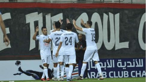 اتحاد العاصمة يستقبل المصري البورسعيدي في سطيف 24