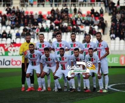 الرابطة الأولى : اتحاد بلعباس يتعادل أمام نصر حسين داي (0-0) 24