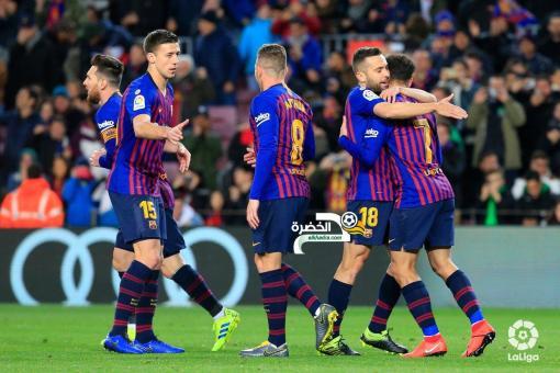 """كأس الملك : """"ريمونتادا"""" بسداسية من برشلونة في مرمى """"إشبيلية"""" 24"""