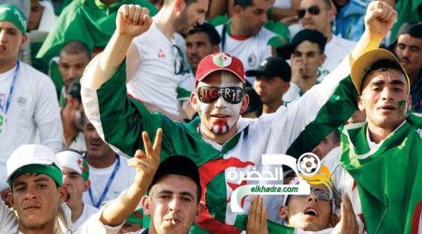 تسهيلات مصرية للجماهير الجزائرية لحضور أمم أفريقيا 24