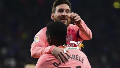 الكلاسيكو : ميسي يقود قائمة برشلونة المستدعاة لمواجهة ريال مدريد غدًا 35