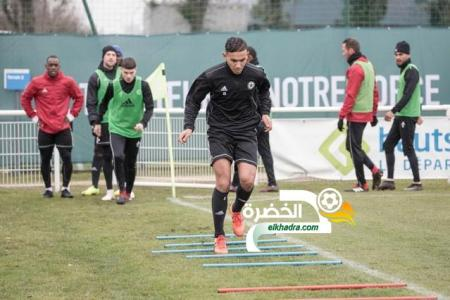 جزائري شاب يتدرب مع الفريق الأول لراد ستار الفرنسي ! 25