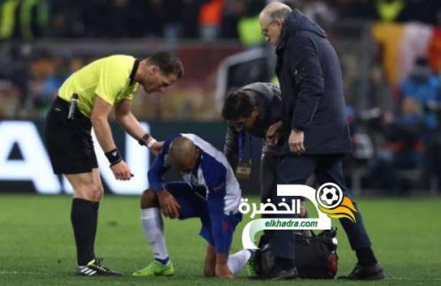 براهيمي يصاب واحتمال غيابه عن مواجهة تونس الودية مارس المقبل 24