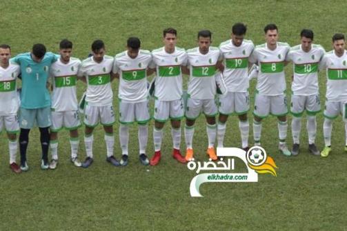 المنتخب الأولمبي أمام حتمية الفوز امام غينيا الاستوائية لضمان التأهل 24