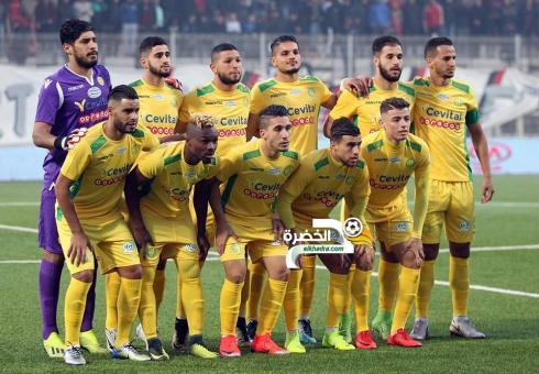 موعد مباراة شبيبة القبائل الافتتاحية بدوري أبطال أفريقيا 24