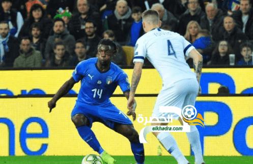 إيطاليا تفوز على فنلندا في مستهل مشواره في التصفيات الأوروبية 24