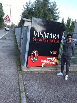 لاعب جزائري في تجارب مع النادي الايطالي العملاق اسي ميلان ! 24