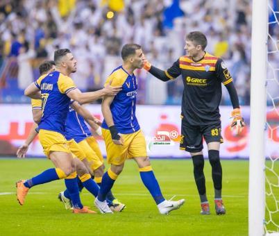 النصر يحسم لقب الدوري السعودي لصالحه للمرة الثامنة في تاريخه 24