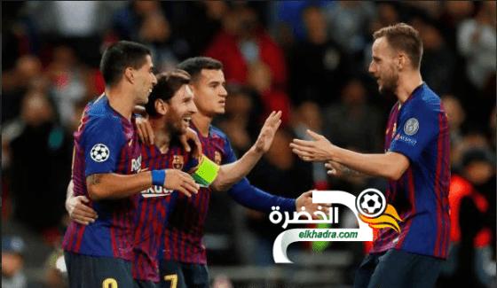 ميسي يتَّخذ قرارًا غاضبًا ضد 3 لاعبين بالفريق الكتالوني 24