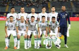 المنتخب الجزائري يبسط سيطرته على تاريخ المواجهات أمام السنغال 33