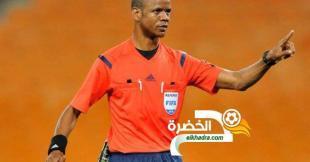 الحكم الزامبي سيكازوي لإدارة مباراة الجزائر أمام السينغال 28