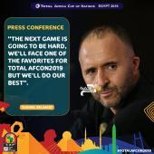 كأس إفريقيا 2019: بداية موفقة للمنتخب الجزائري بفوز على كينيا 27