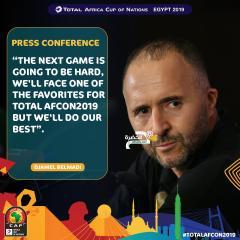 كأس إفريقيا 2019: بداية موفقة للمنتخب الجزائري بفوز على كينيا 25