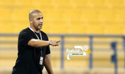 بوقرة مدربًا جديدًا للفجيرة الإماراتي 27