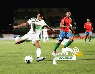 البطولة الجزائرية بخمسة لاعبين فقط في كأس أمم إفريقيا 2019 34