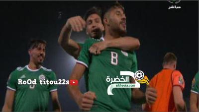 شاهد هدف يوسف بلايلي الرائع ضد السنغال 31