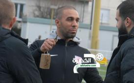 الجزائري حامة يعين كمدرب لفريق ليون ! 30