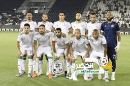كان 2019 .. التشكيلة المحتملة للمنتخب الجزائري أمام كينيا 29