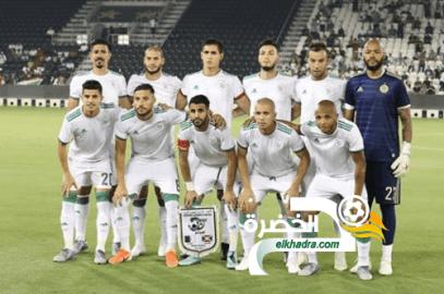 كان 2019 .. التشكيلة المحتملة للمنتخب الجزائري أمام كينيا 24